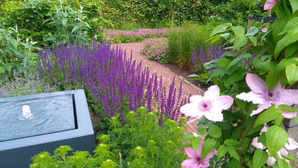Bloemrijke tuin 05