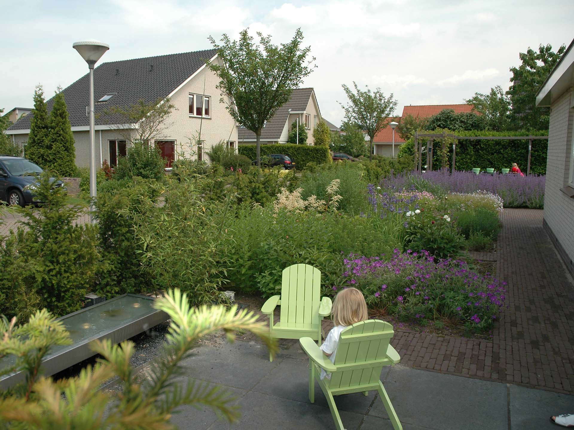 02 Tuin in Zwolle