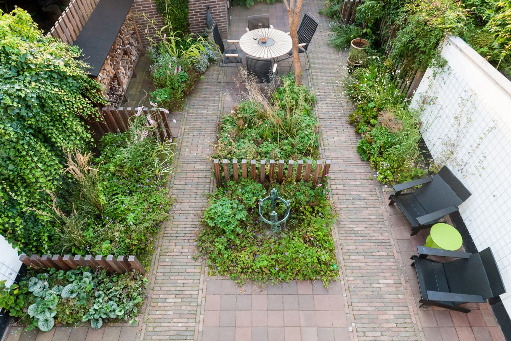 17 Exclusieve tuin Leiden