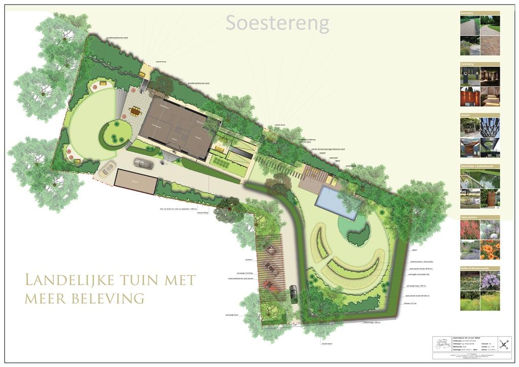 Tuinontwerp Soest
