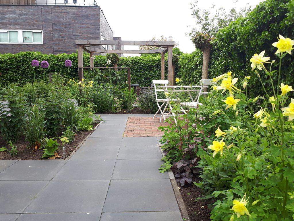 tuinarchitect tuinontwerp Utrecht Hoge Weide 05