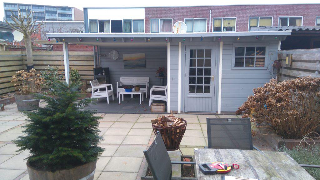 Tuinontwerp Utrecht Parkwijk 13