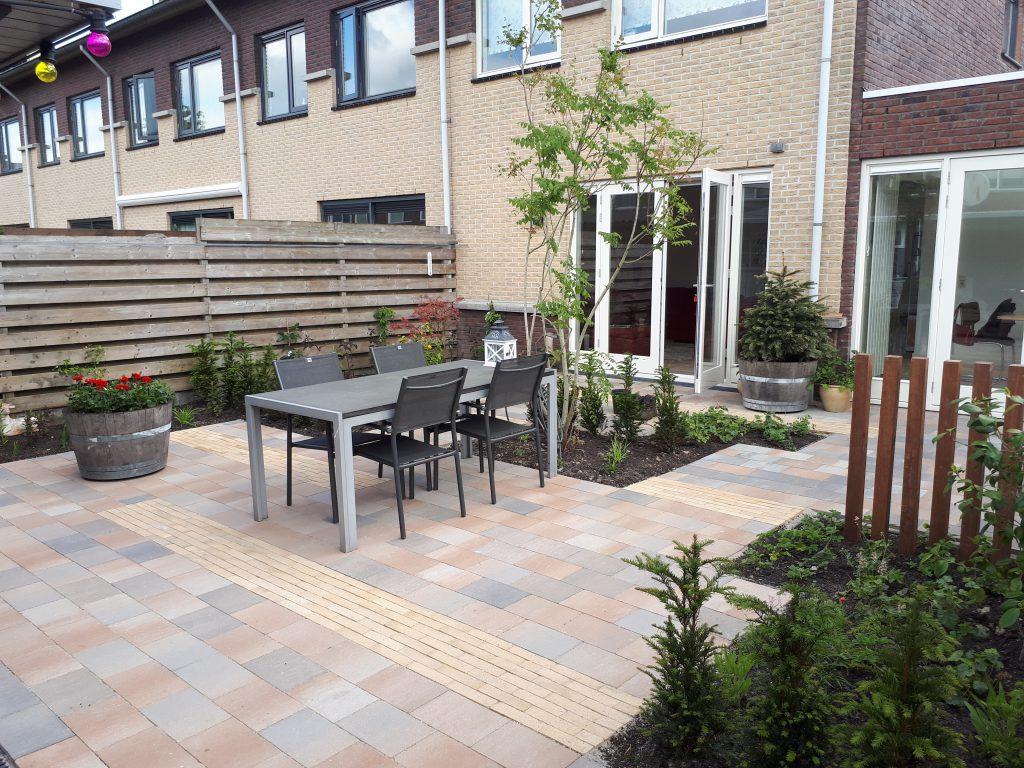 Tuinontwerp Utrecht Parkwijk 15