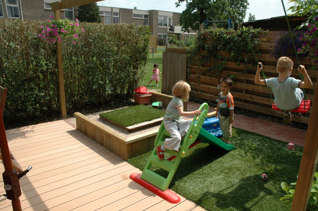 Kindvriendelijke tuin 08