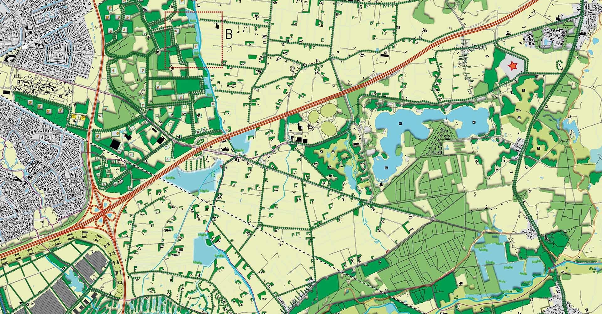 Foto hoofdpagina landschapsplan